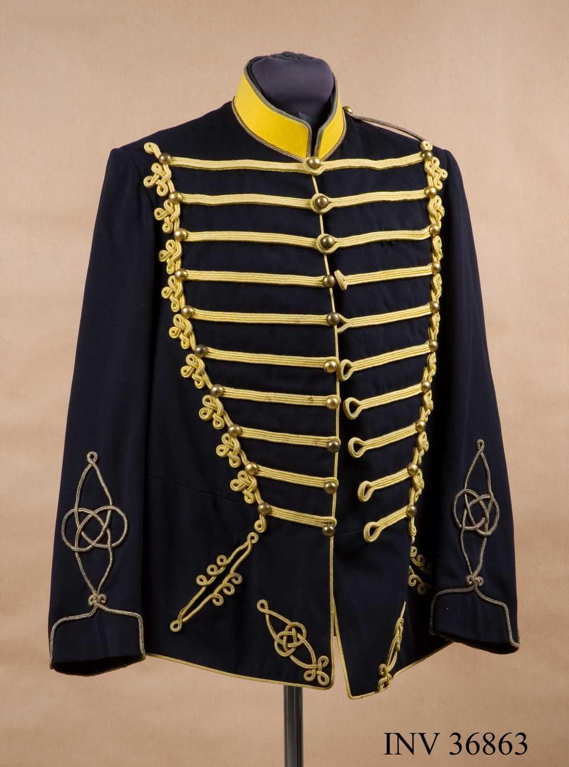 Huszár Egyenruha Hussar Uniform 4