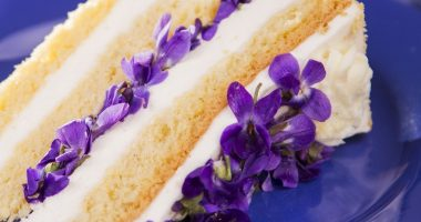 Ibolya Viola Cake Torta