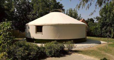 Nomádjurta Yurt 2