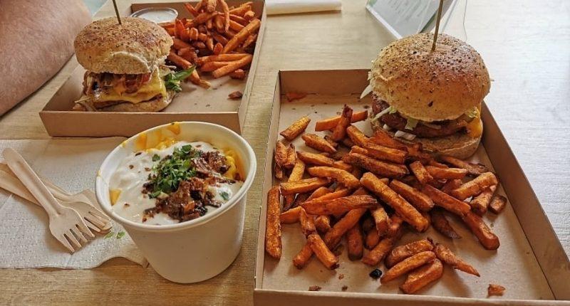 Vegan Love Food Étel Étterem Restaurant
