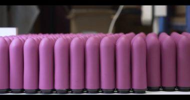 Vibrator Film Sex Toy Játék Vibrátor