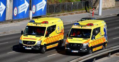 ambulance hungary