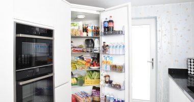 fridge food drinks