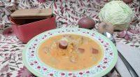 frankfurter soup Food Plate