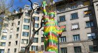 BLM statue budapest