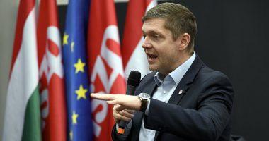 Bertalan Tóth MSZP Socialists Opposition