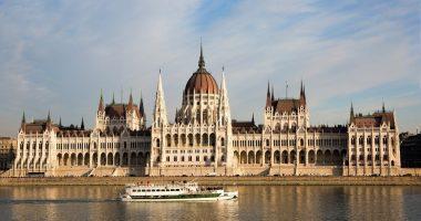 Budapest Duna Danube Parliament Parlament