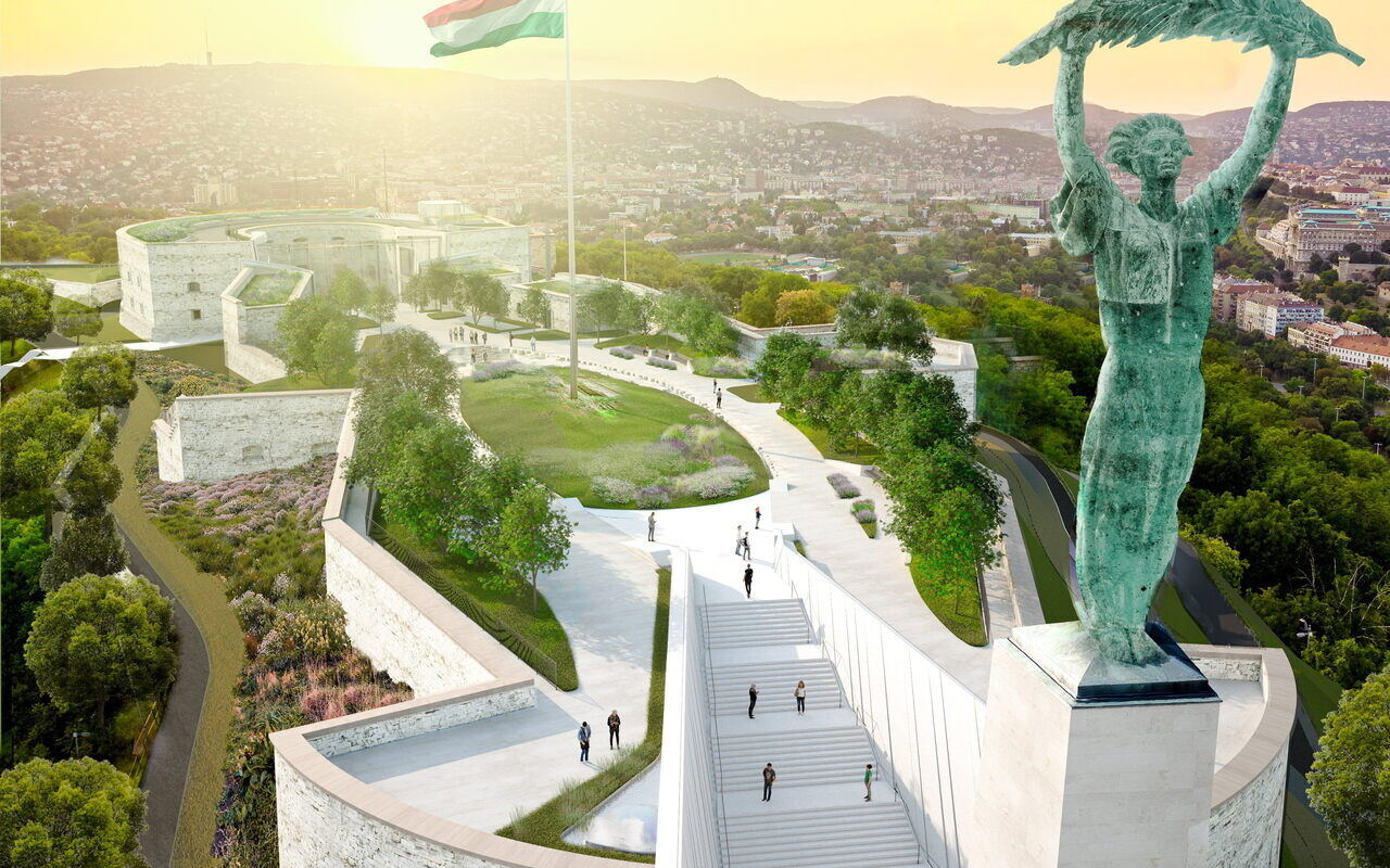 Citadel Budapest