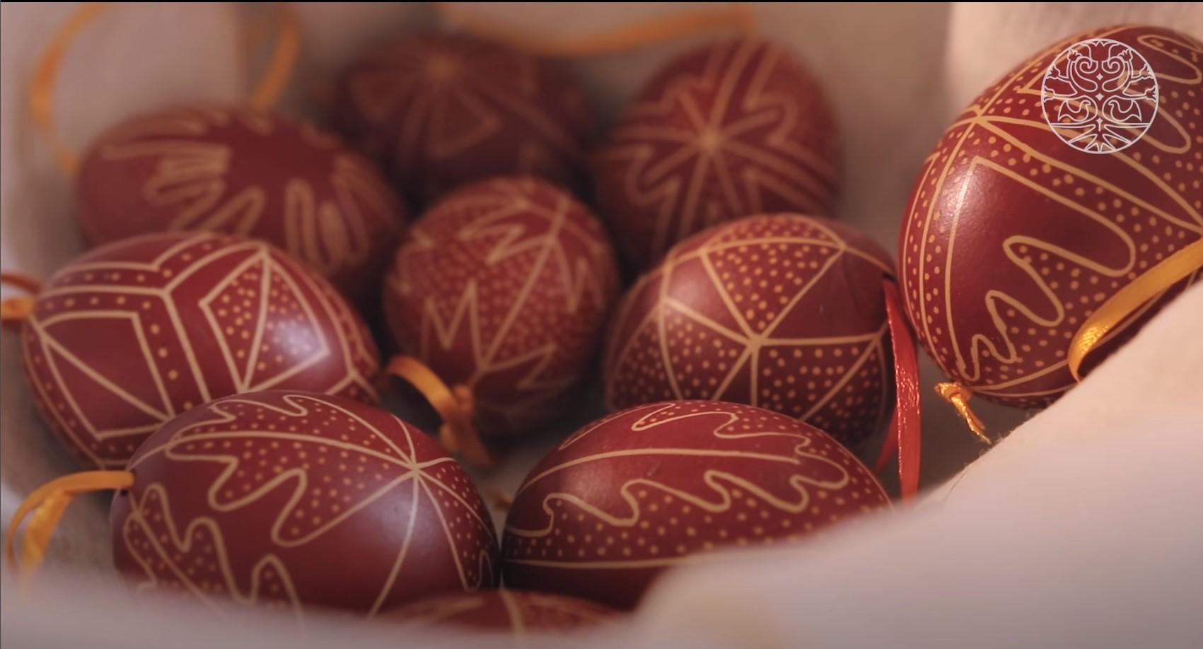 Easter Eggs Decoration Dekoráció Díszítés