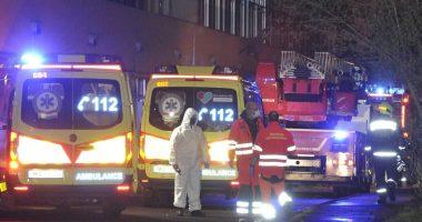 Fire kills one at Budapest hospital