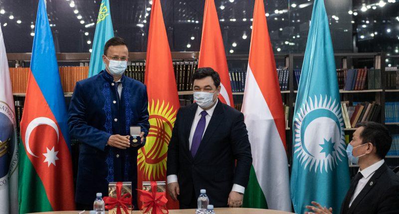 Hungary Asia Szijjártó