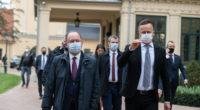Hungary Russia diplomacy