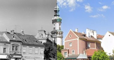 Sopron Collage Cut