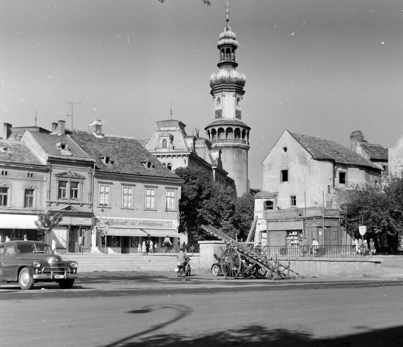Sopron Várkerület