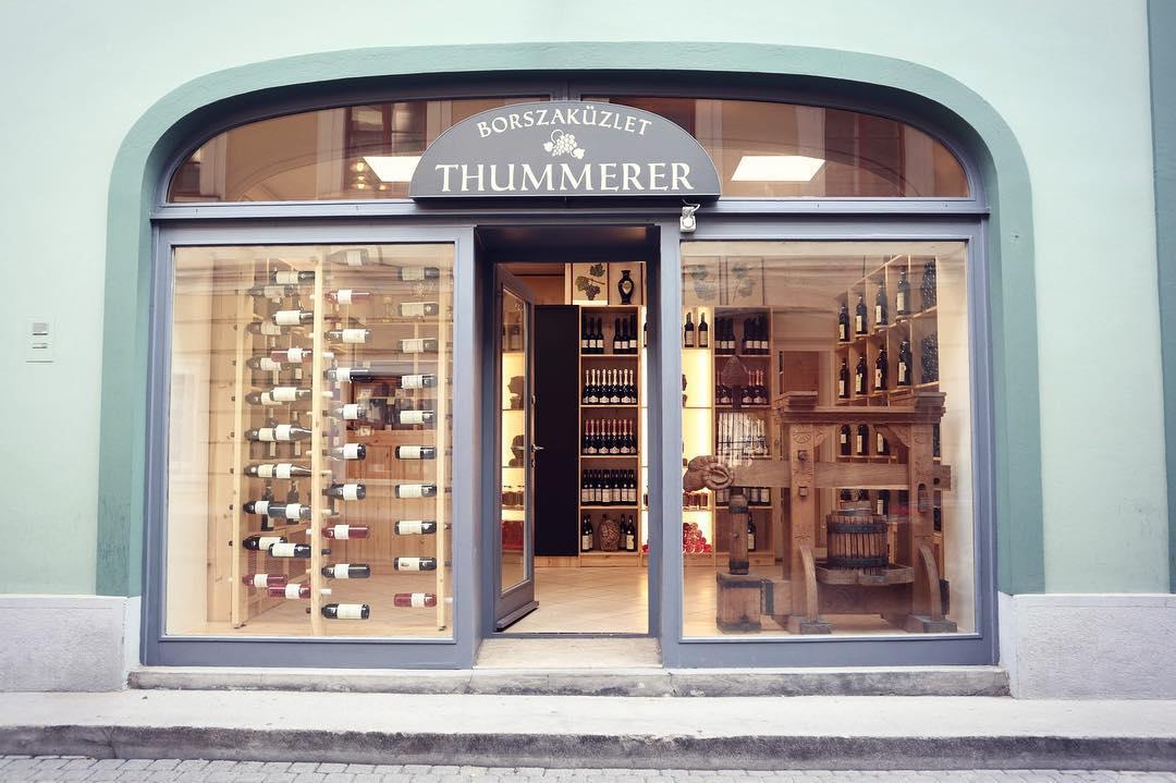 Thummerer Wine Store