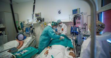 coronavirus hungary hospital
