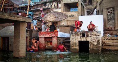 India Asia Ganges coronavirus