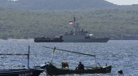 search for indonesian submarine
