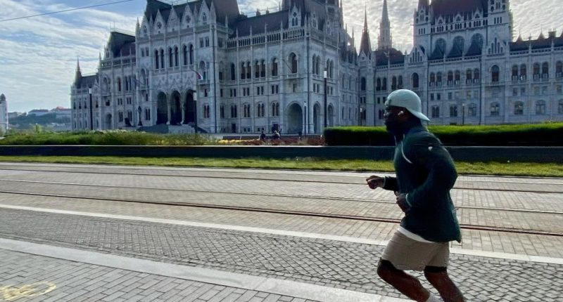 kevin hart in budapest