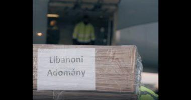 libanon hungary donation