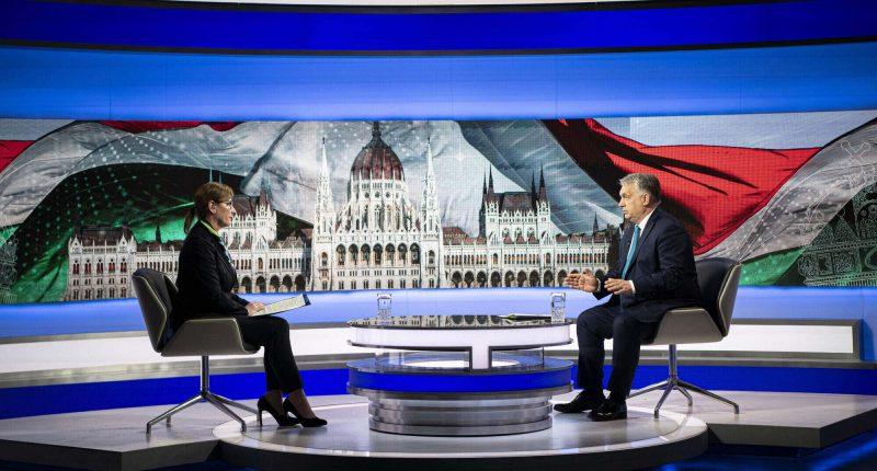 orbán interview m1