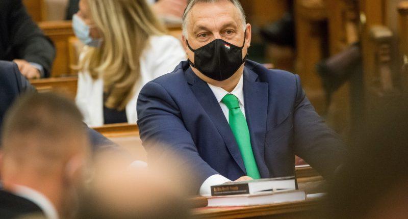 orbán-parliament