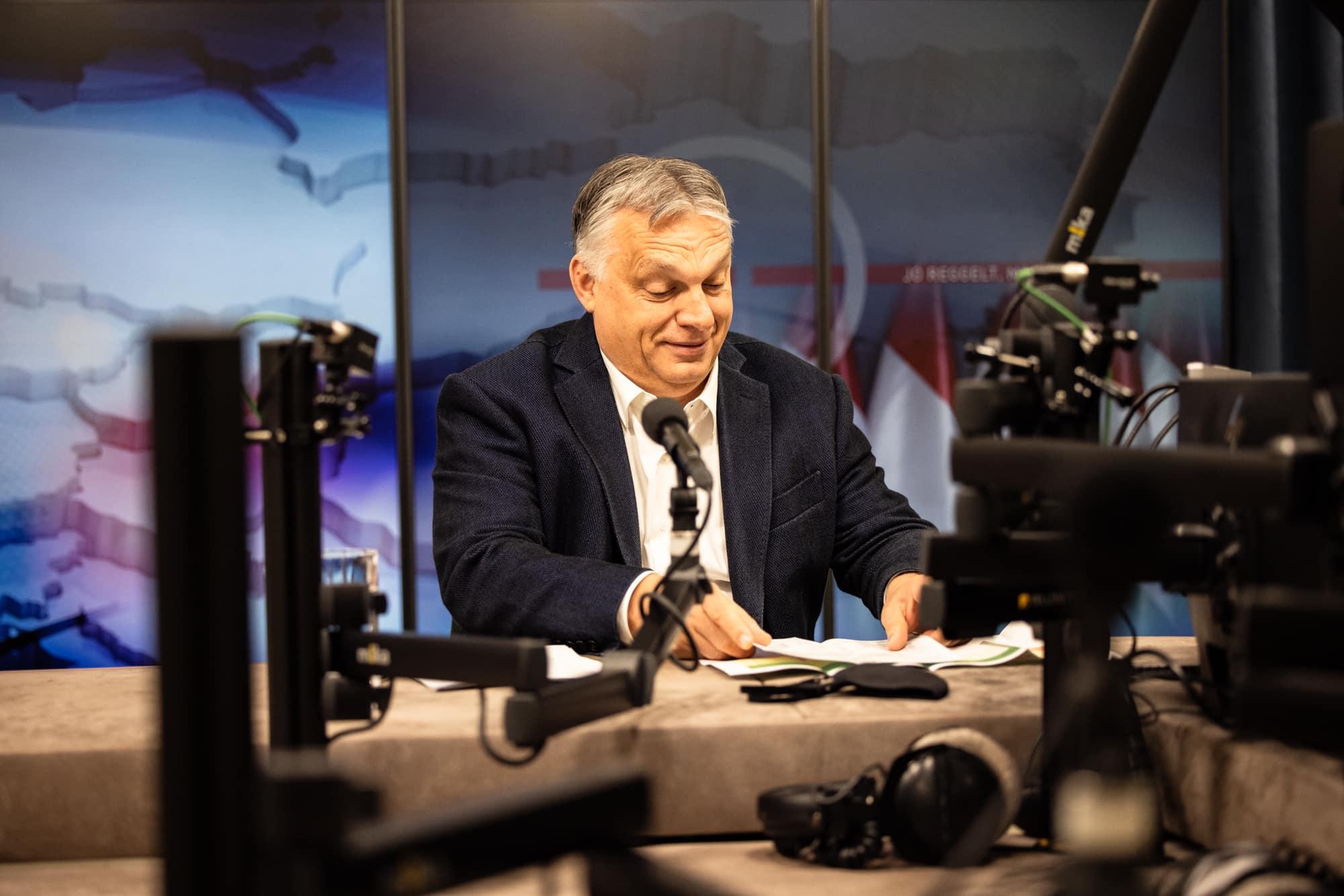 orbán radio