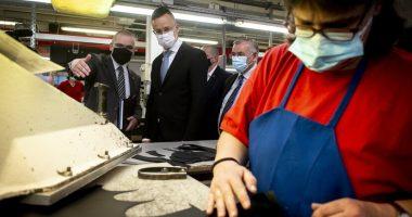 Hungary industry economy