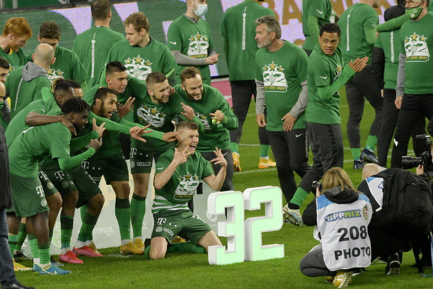 Hungary soccer Ferencváros