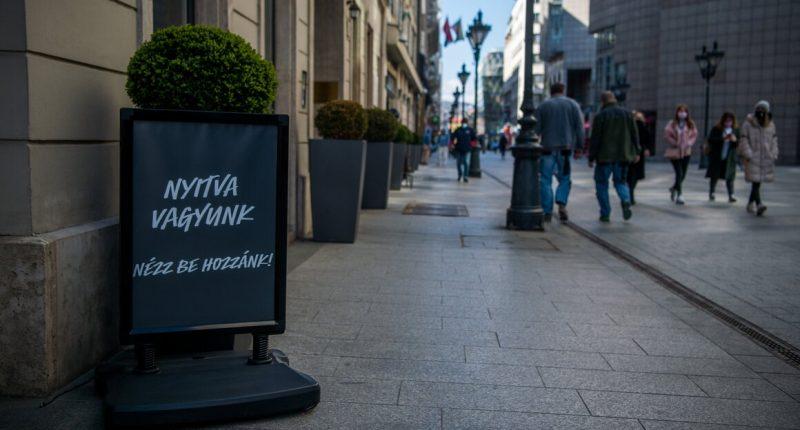 Hungary reopening photos