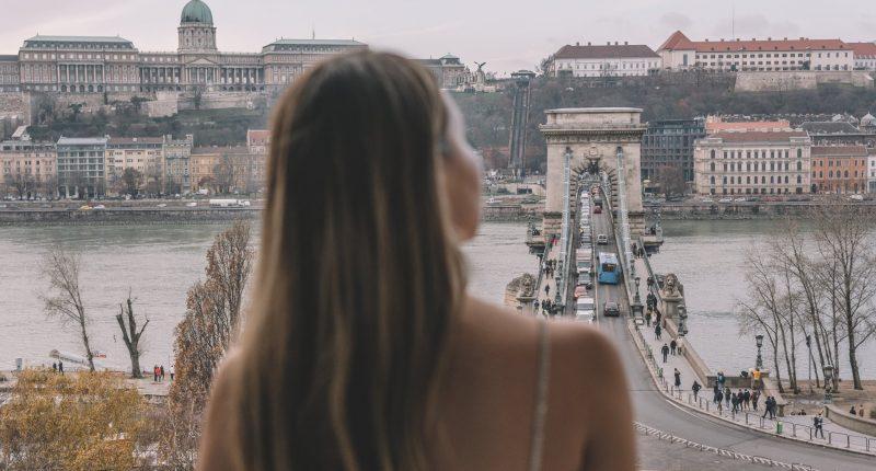 tourist budapest hungary