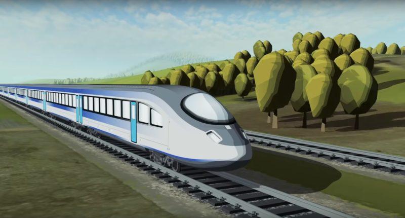 vonat train high speed railway budapest warsaw