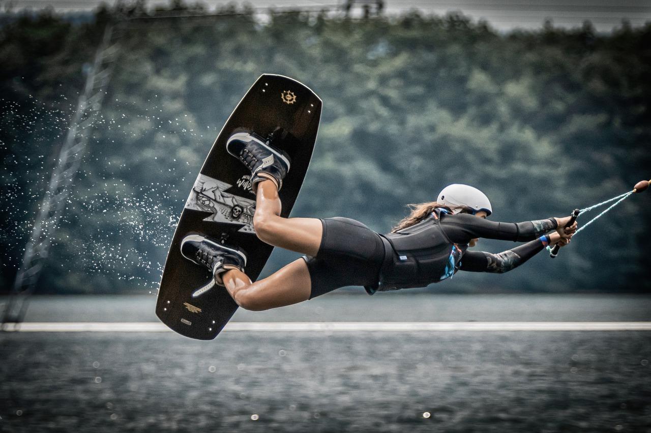 wakeborden wakeboard