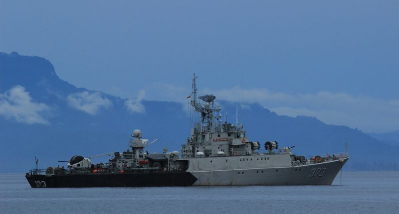 warship USA Ukraine Russia