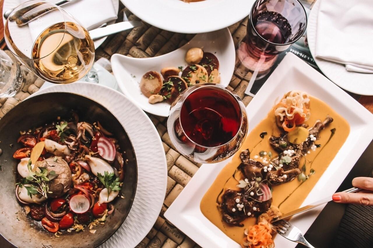Bock Bistro Restaurant Food Gastronomy
