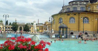 Budapest Széchenyi Baths Thermal Spa Gyógyfürdő