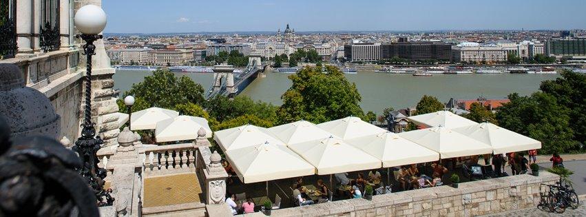 Budapest Terrace Facebook