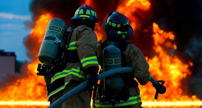 Fire Firefighter