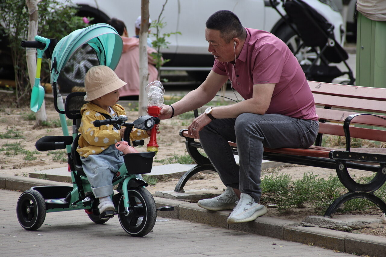In 2016, China replaced its one-child policy - initially imposed to halt a population explosion at the time - with a two-child limit.