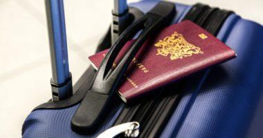 Passport Travel Luggage