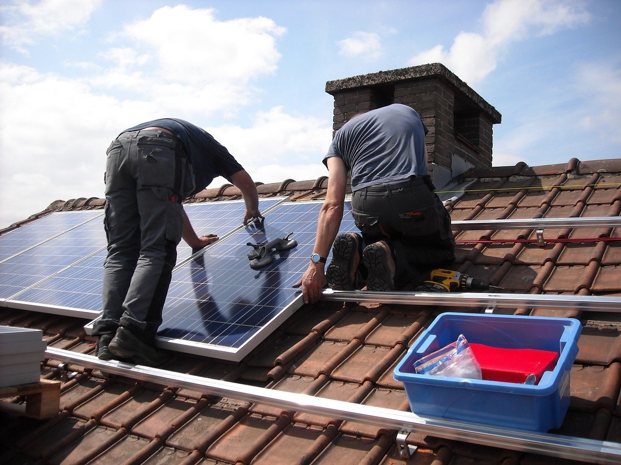 Solar Panel Napelem Construction