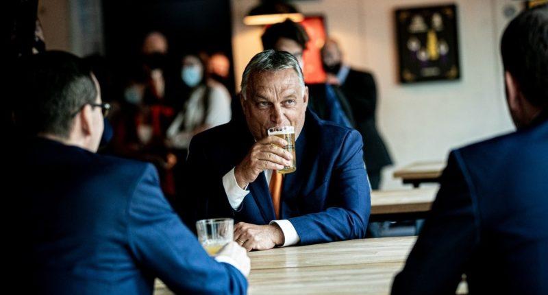 Trump Orbán migration Hungary