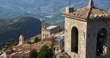 San Marino vaccine tourism