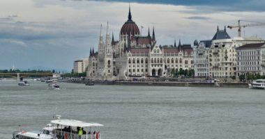 Danube boat