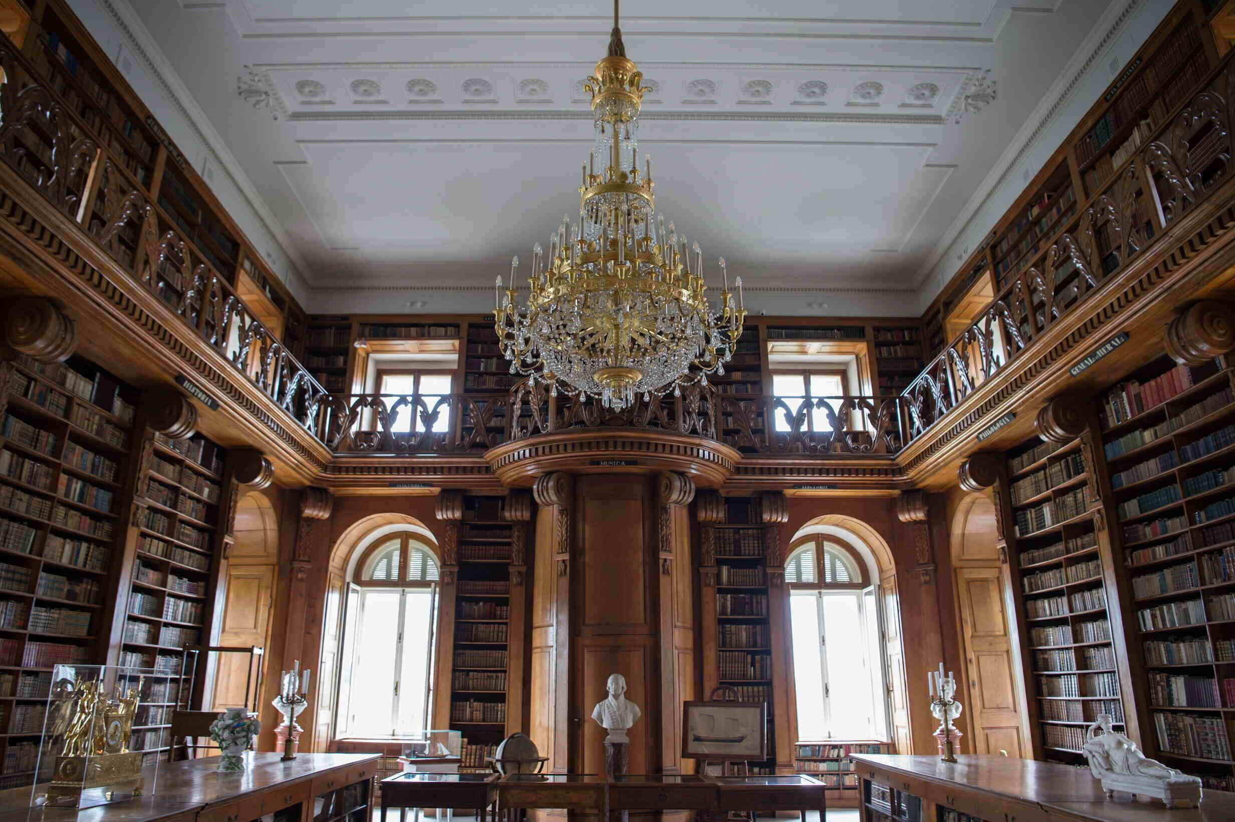 festetics palace library keszthely