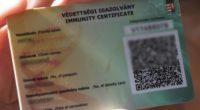 immunity certificate hungary