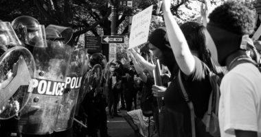 France protest Israel police