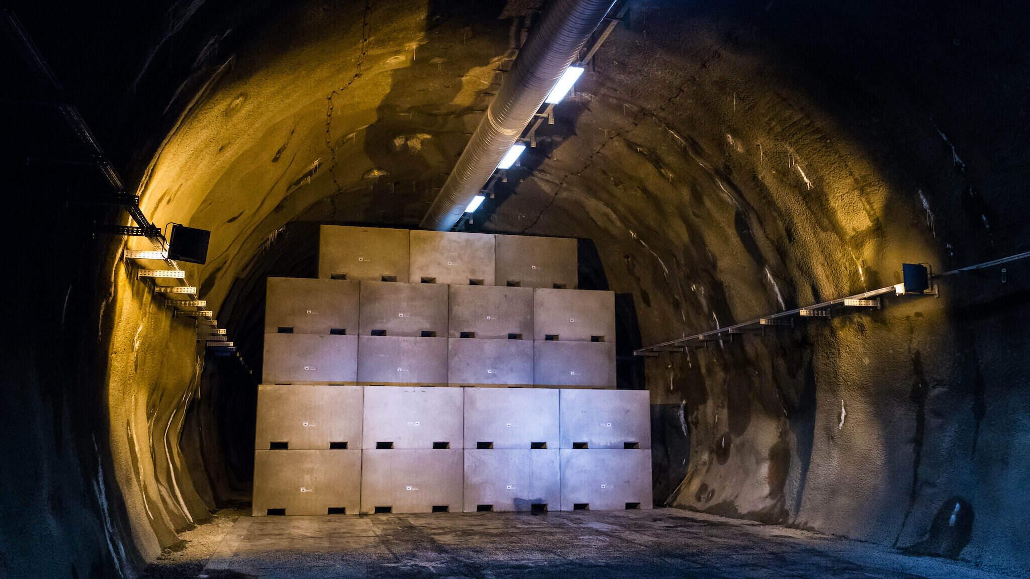 nuklearis hulladek nuclear waste storage