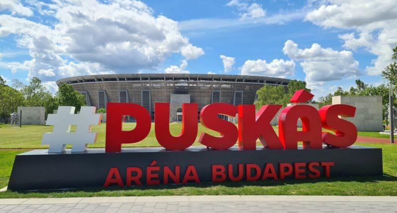 puskás aréna budapest