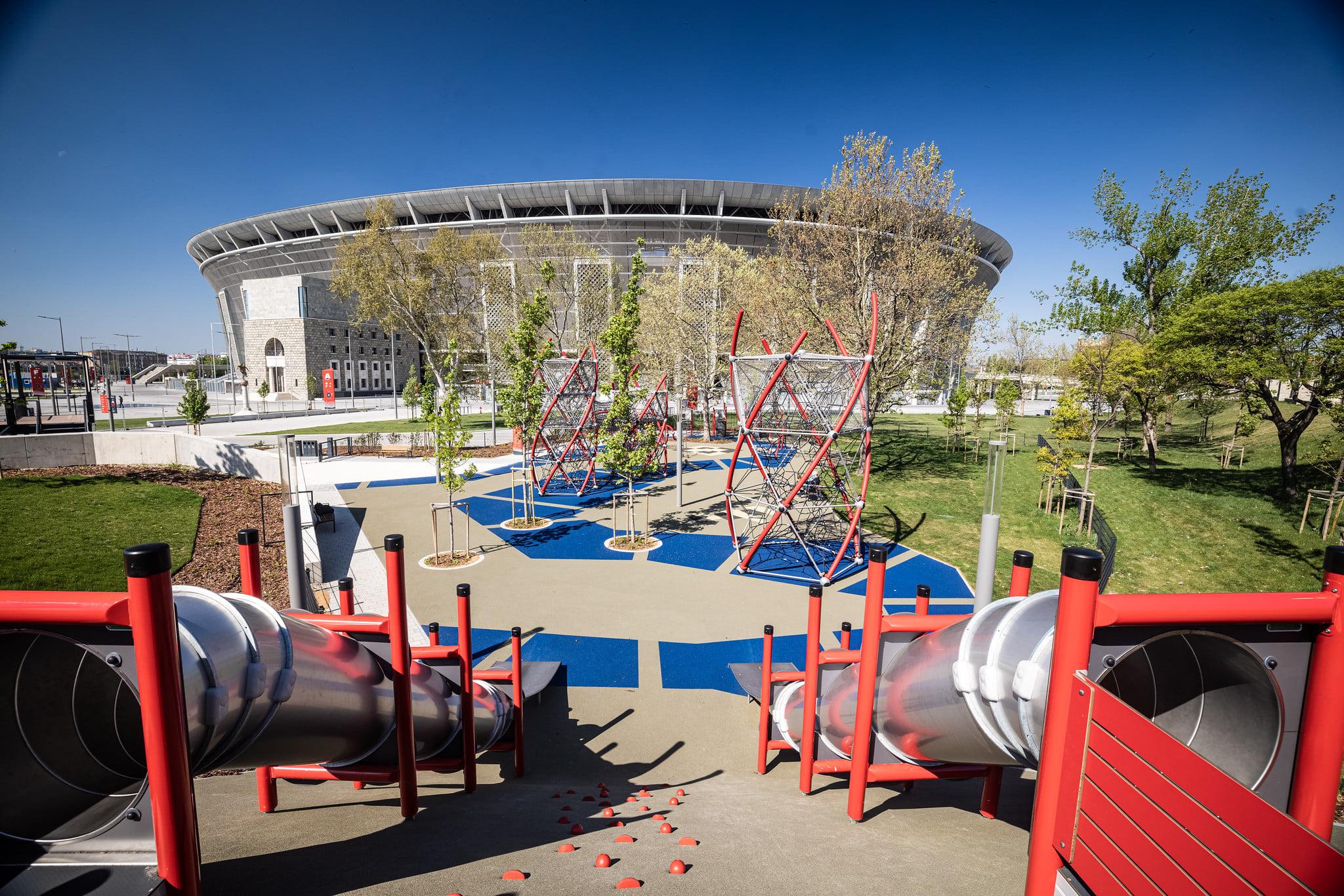puskas arena park